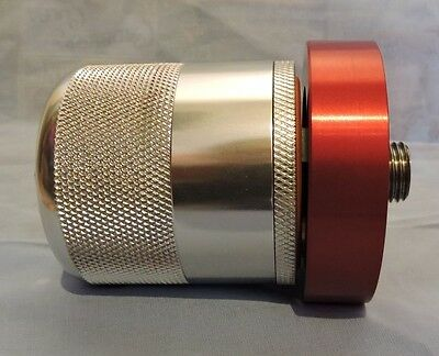 MG TD/TF Oil filter adapter and reusable filter