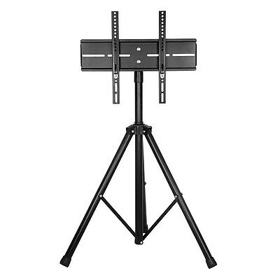 "Portable 26-55"" Tripod Floor Stand 115-225cm LED PLASMA LCD TV Mount Bracket"