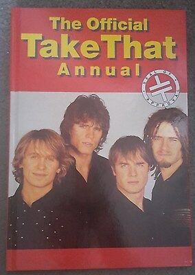 Take That Official Annual 1995