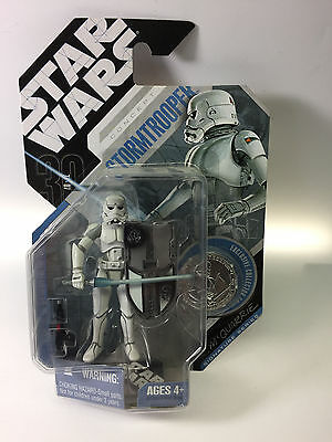 Star Wars Actionfigur 30 77-07 Signature Series Concept Stormtrooper