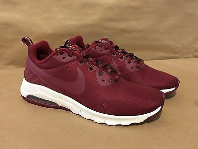 MEN'S NIKE AIR Max Motion LW SE Running Shoes Team Red
