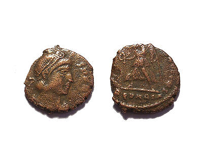 Roman Imperial coin unattributed higher grade detailed you get coin shown #12