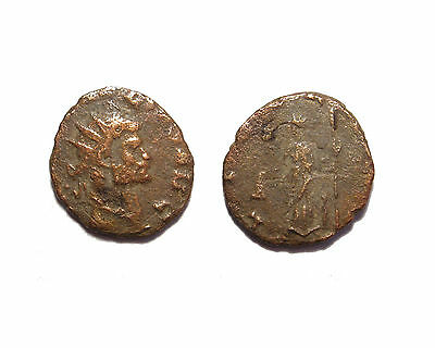 Roman Imperial coin unattributed higher grade detailed you get coin shown #17