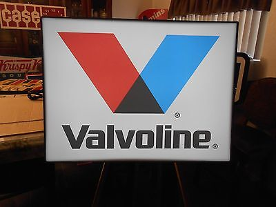 Valvoline Lighted Sign
