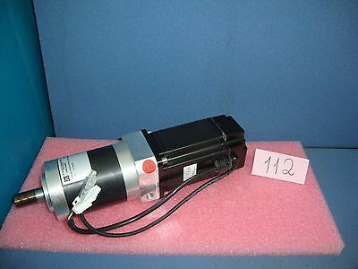 Yaskawa Ac Servo Motor Sgmah-08Aaf41 With Zf Gear Box Pge 50/2