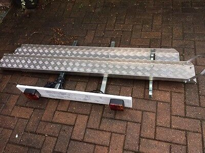 Dave Cooper Scooter/Motorbike Rack - Very Good Condition