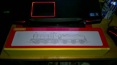 """Hornby Oo Gauge R2064A Gwr """"2322"""" 0-6-0 Dean Goods Locomotive Dcc Fitted"""