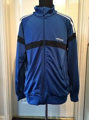 Mens Adidas Tracksuit Top Size L