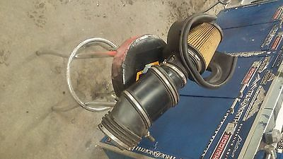 SVT Cobra Mustang cold air intake with throttle body