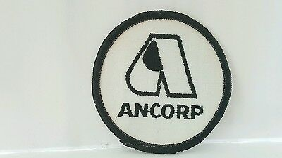 Advertising Ancorp Color Cloth Patch 3 x 3 inches
