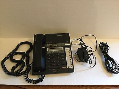 PANASONIC EASA-PHONE Telephone & Answering System KX-T2740