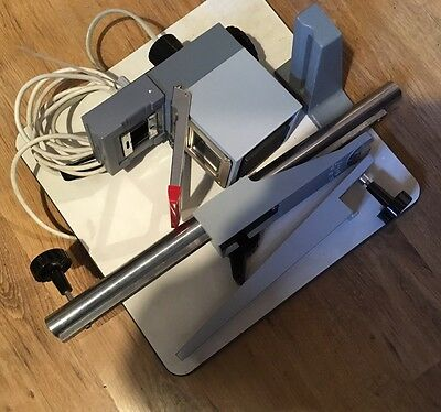 Durst Enlarger M301 Nevoneg Cls 35. Parts And Components Only + Manual