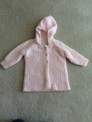 Little Impression Baby Girl's Sweater Size 3-6m New Without Tag