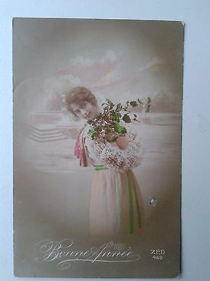 French Postcard Late 1800's to Early 1900's