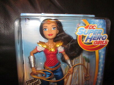 Dc Comics Teen Super Hero Girls Wonder Woman  Nrfb!!!