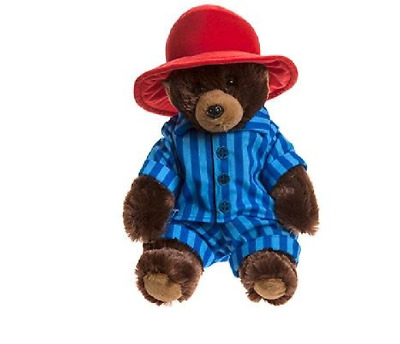 "11"" (28Cm) Sitting Paddington Bear Soft Plush Toy From The Movie- Licenced Item"