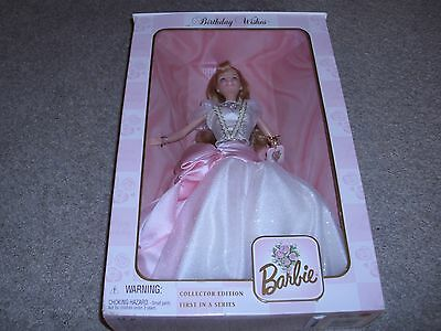Collectors Edition (Birthday Wishes Barbie) New