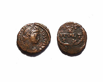 Roman Imperial coin unattributed higher grade detailed you get coin shown #27