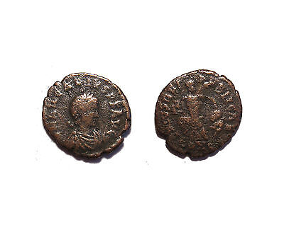 Roman Imperial coin unattributed higher grade detailed you get coin shown #28