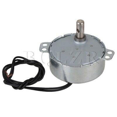 Robust Small Synchronous Motor AC 220V 5/6RPM 50/60Hz 4W CCW/CW TYC-50