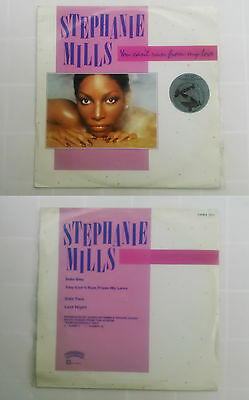 """Stephanie Mills – You Can't Run From My Love UK 1982 EDITION 12"""" Funk Disco"""
