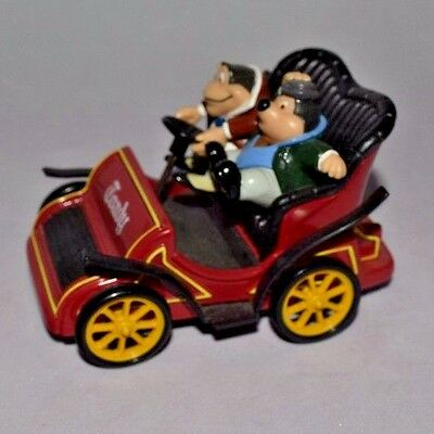 Disney Theme Park Collection Die Cast Mr. Toad's Wild Ride. COLLECTIBLE