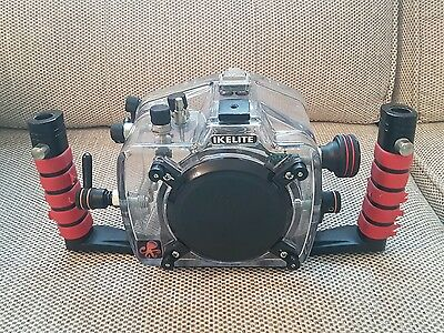 ikelite underwater housing 6871.65 for canon 650D or 700D