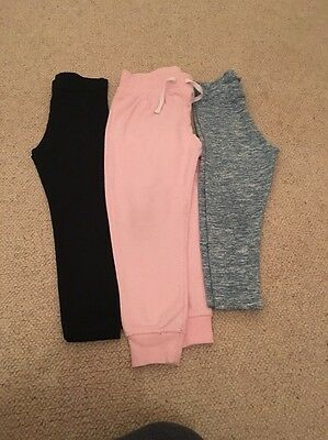 Girls Trousers 3-4 Years