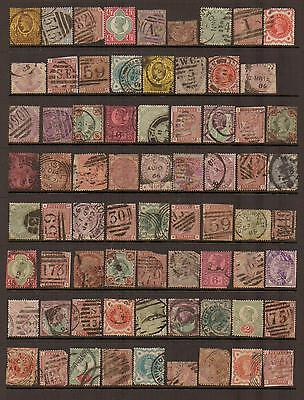 GB QV Collection - Damaged/Space fillers