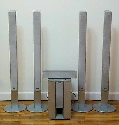 Sony 5.1 Surround Sound Home Theater Speaker System