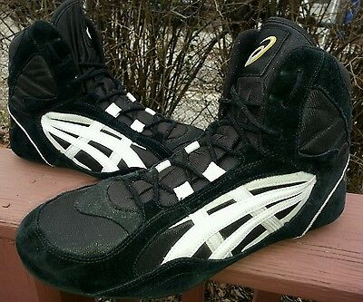 RARE Asics Counter Wrestling Shoes Size 11.5