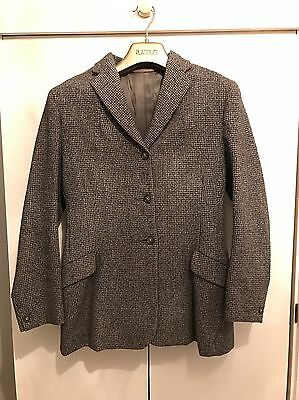 Quality Tweed Show Riding/Hunting Jacket