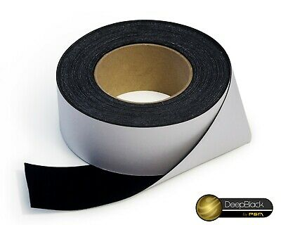 "2"" x 33ft DeepBlack Projector Screen Border Tape Material Black Edging"