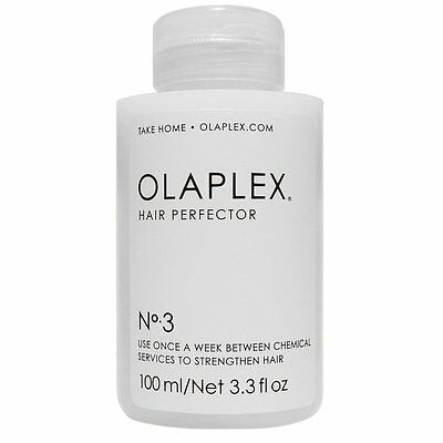 OLAPLEX Hair Perfector No 3 Number 100mL / MADE IN USA / UK SELLER