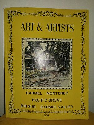 Art and Artists bigraphical directory