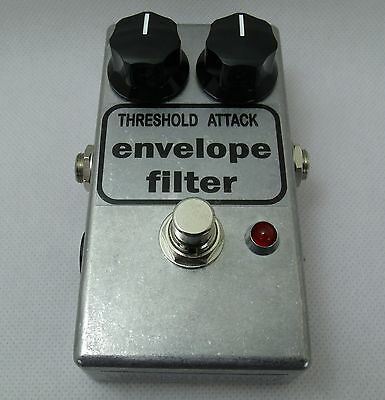 NEW Envelope Filter Auto Wah TRUE BYPASS Effects Pedal Vintage MXR PCB inside