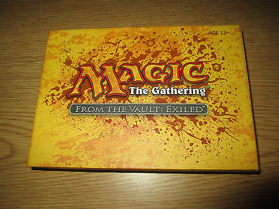 From The Vault Exiled Magic the Gathering MTG NEW Sealed Box