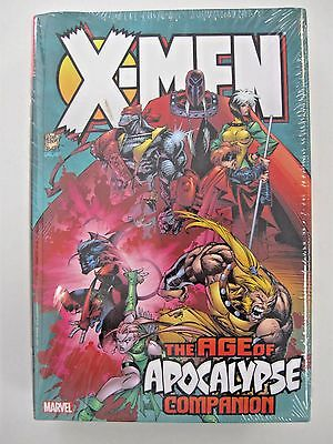 *X-Men: Age of Apocalypse Omnibus Companion HC 50% off and FREE Shipping!