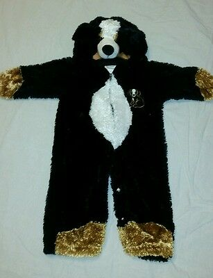 Bernese Mountain Dog Toddler 12-18 months costume/outfit