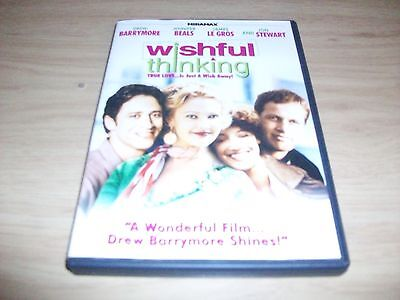 Romantic Comedy Movie: Wishful Thinking!!  Used & In Excellent Condition!