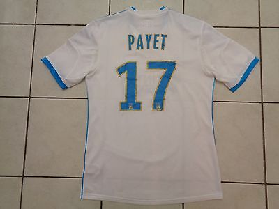 Adidas Olympique Marseille Payet 17 Home Shirt Size L Formotion West Ham France