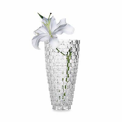 12-Inch Home Decor Fine Giftware Great Piece Display Table Setting Crystal Vase
