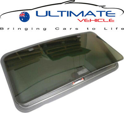 Inalfa F400 Pop Up Sunroof Medium / Large Uv Reflective Glass Brand New In Box