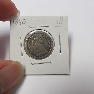 1840  Liberty Seated Dime  ( Combine Shipping )