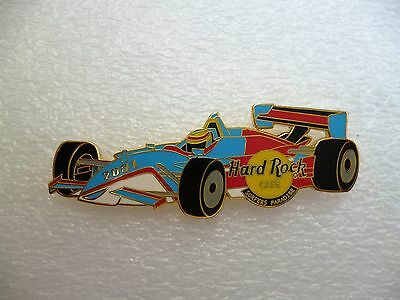 Hard Rock Cafe Pins - SURFERS PARADISE HOT 2001 RED & BLUE INDY RACE CAR!