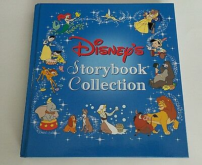 Disney Storybook Collection 1998 Hardcover First Edition
