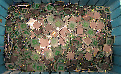 18.5 POUNDS  BGA Chips High Grade Gold Flat IC Chips for Scrap Gold Recovery