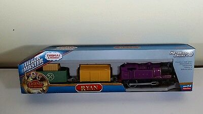 Ryan Engine from the Thomas & Friends Motorized Trackmaster series