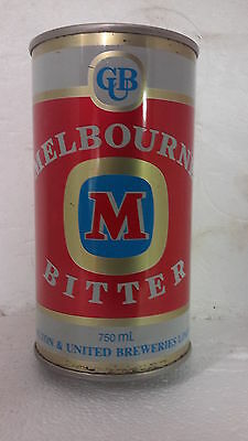 Melbourne Bitter MB 750ml Beer Can