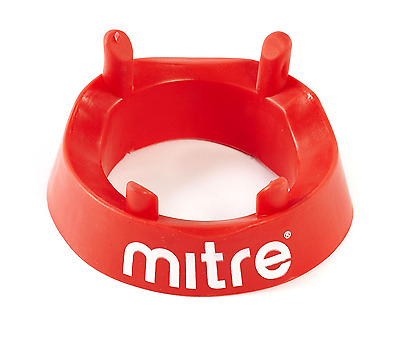 Mitre Rugby Kicking Tee - Red One Size